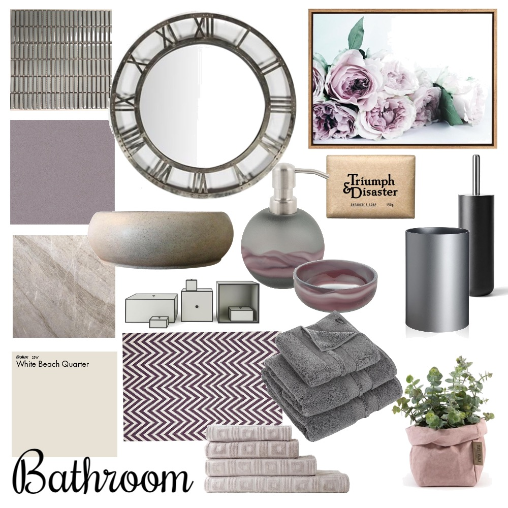 Bathroom Mood Board by Tatsiana23 on Style Sourcebook