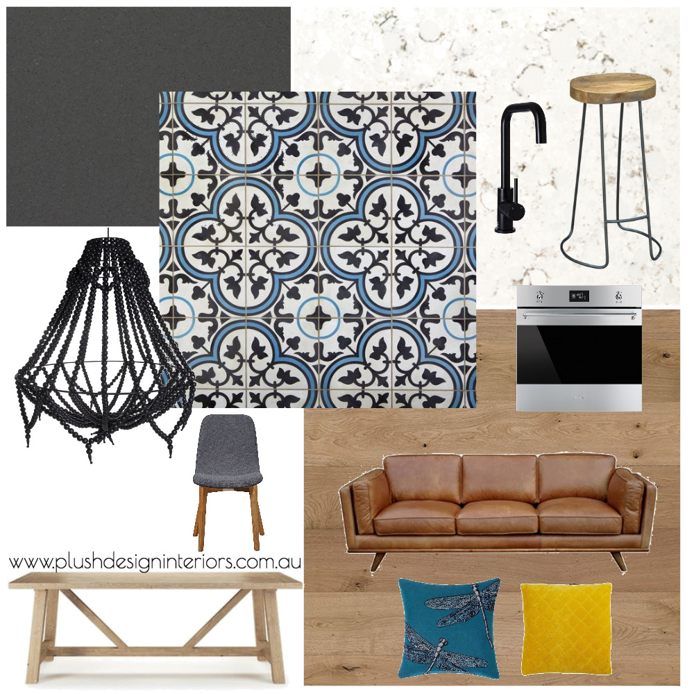 Arthur + Sophie - Crafers Kitchen 2 Mood Board by Plush Design Interiors on Style Sourcebook