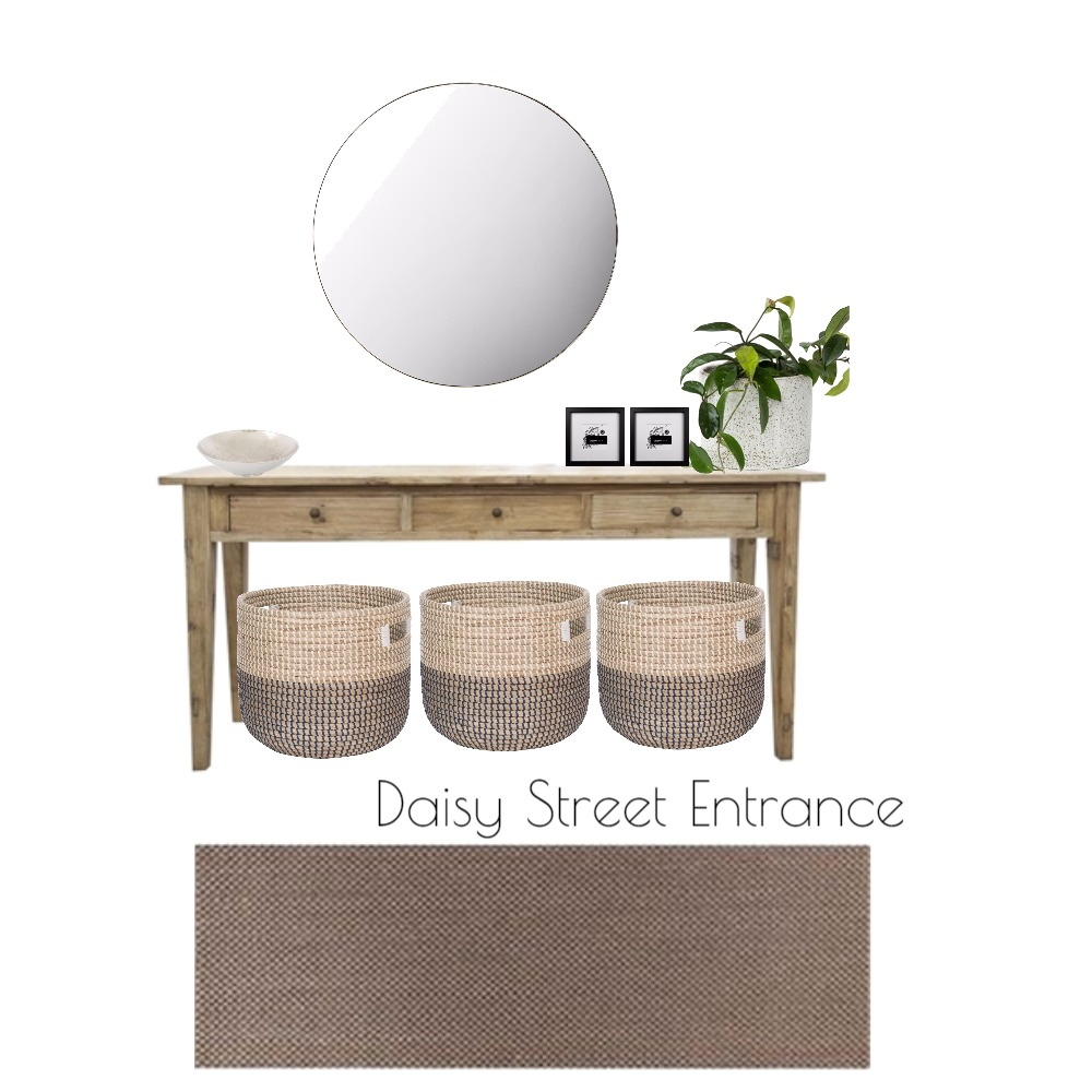 Daisy Street Entrance Mood Board by TarshaO on Style Sourcebook
