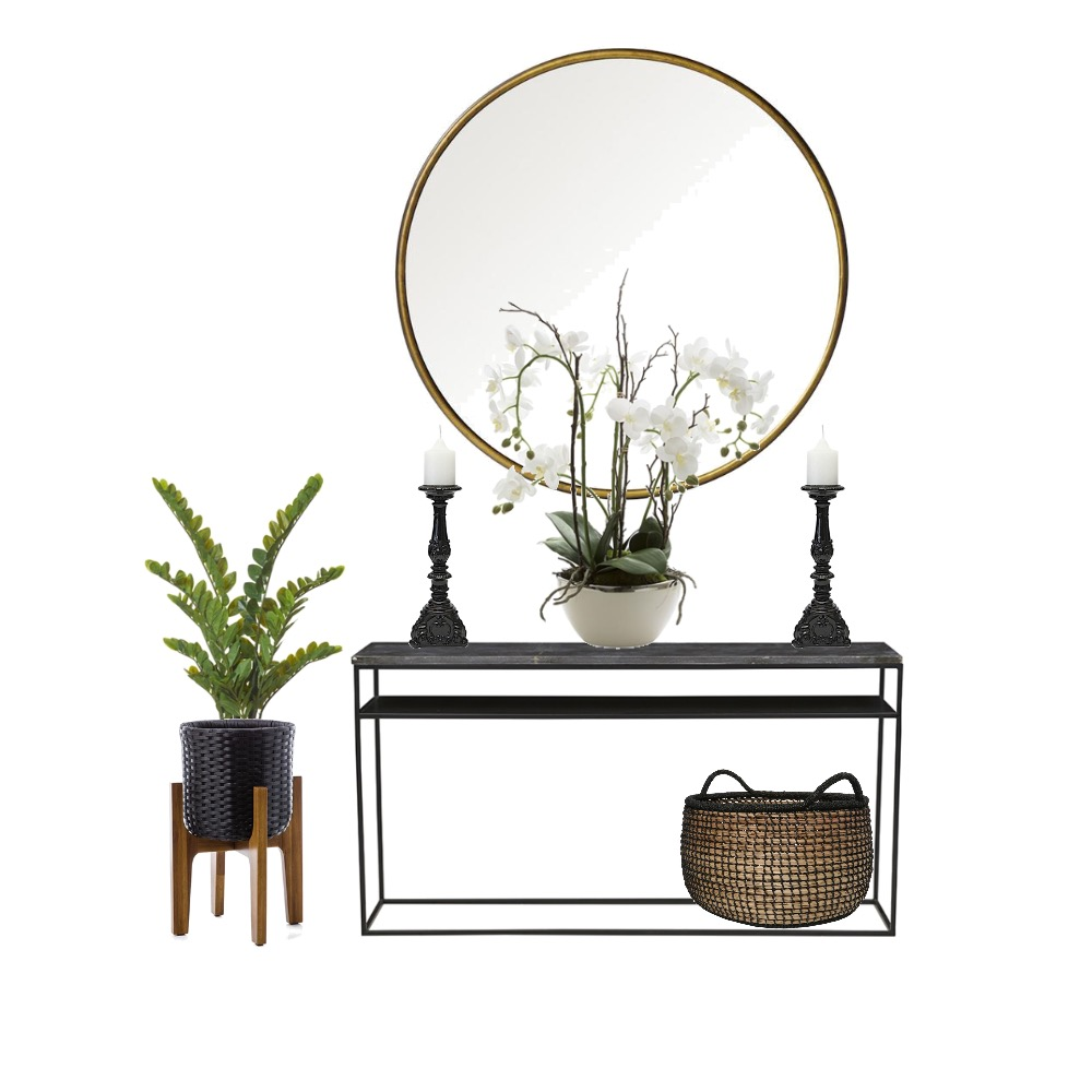 CONSOLE/MIRROR Mood Board by Styling by Jackie on Style Sourcebook
