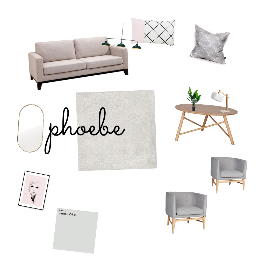 Phoebe Mood Board by ZsaZsa on Style Sourcebook