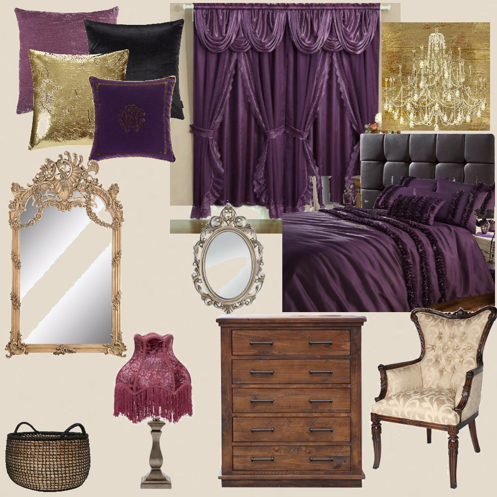 Leigh Ann's Bedroom Palace Mood Board by DreamWeaverDesigns on Style Sourcebook