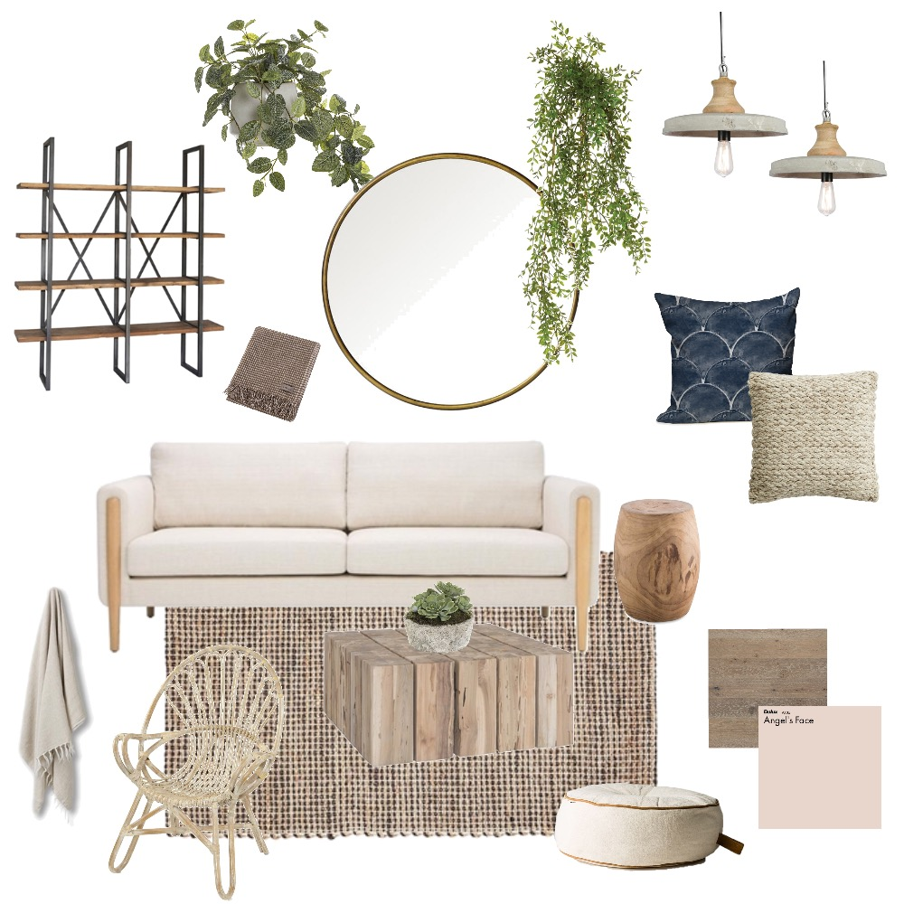 Boho bliss Mood Board by Dyemond on Style Sourcebook