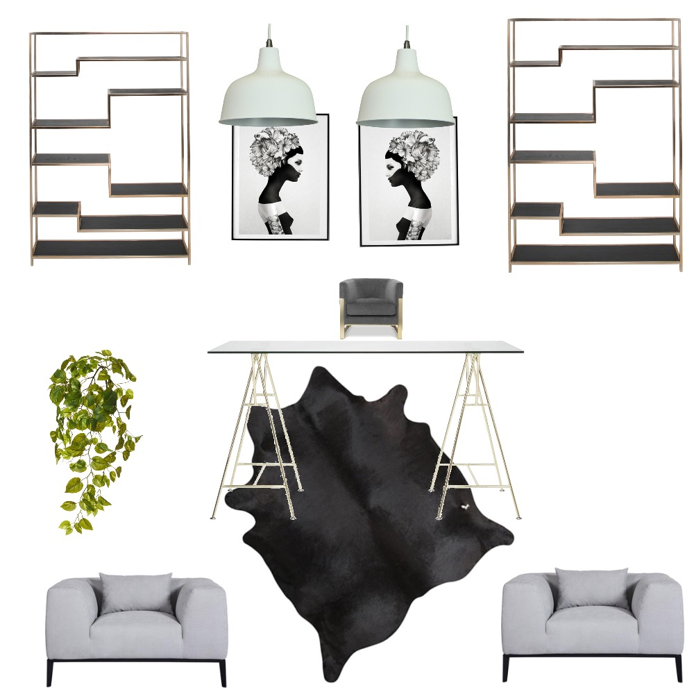 Office Mood Board by Dyemond on Style Sourcebook