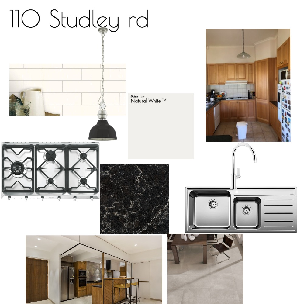 Studly Eaglemont kitchen Mood Board by MARS62 on Style Sourcebook
