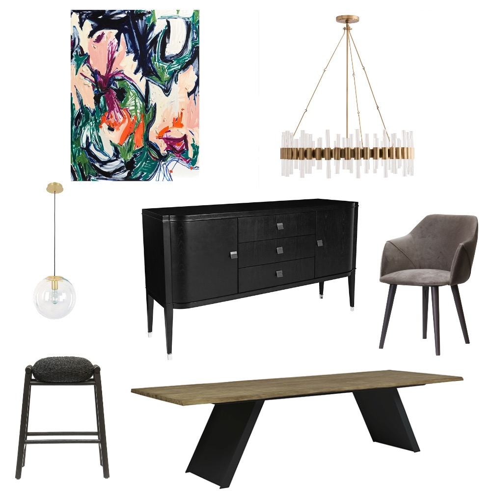 Canterbury Dining Area V2 Mood Board by KMK Home and Living on Style Sourcebook
