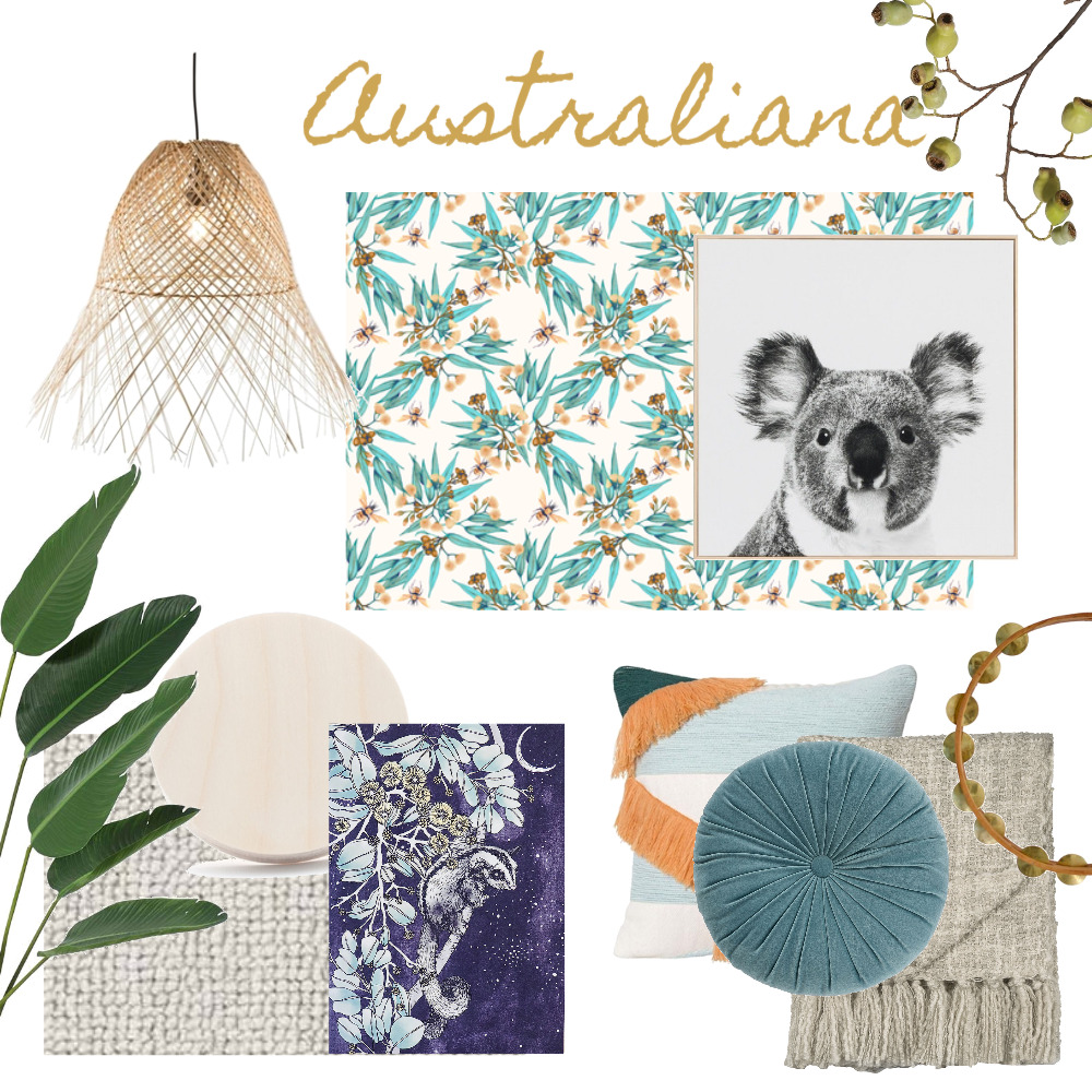 Australiana Mood Board by HomeInstinct on Style Sourcebook