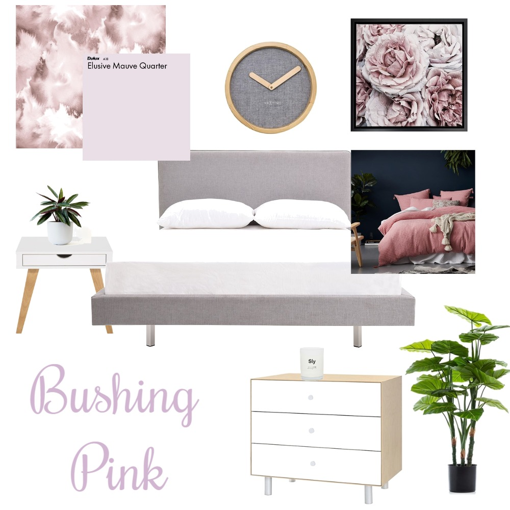 Blushing Pink Mood Board by Hayleymichelle on Style Sourcebook