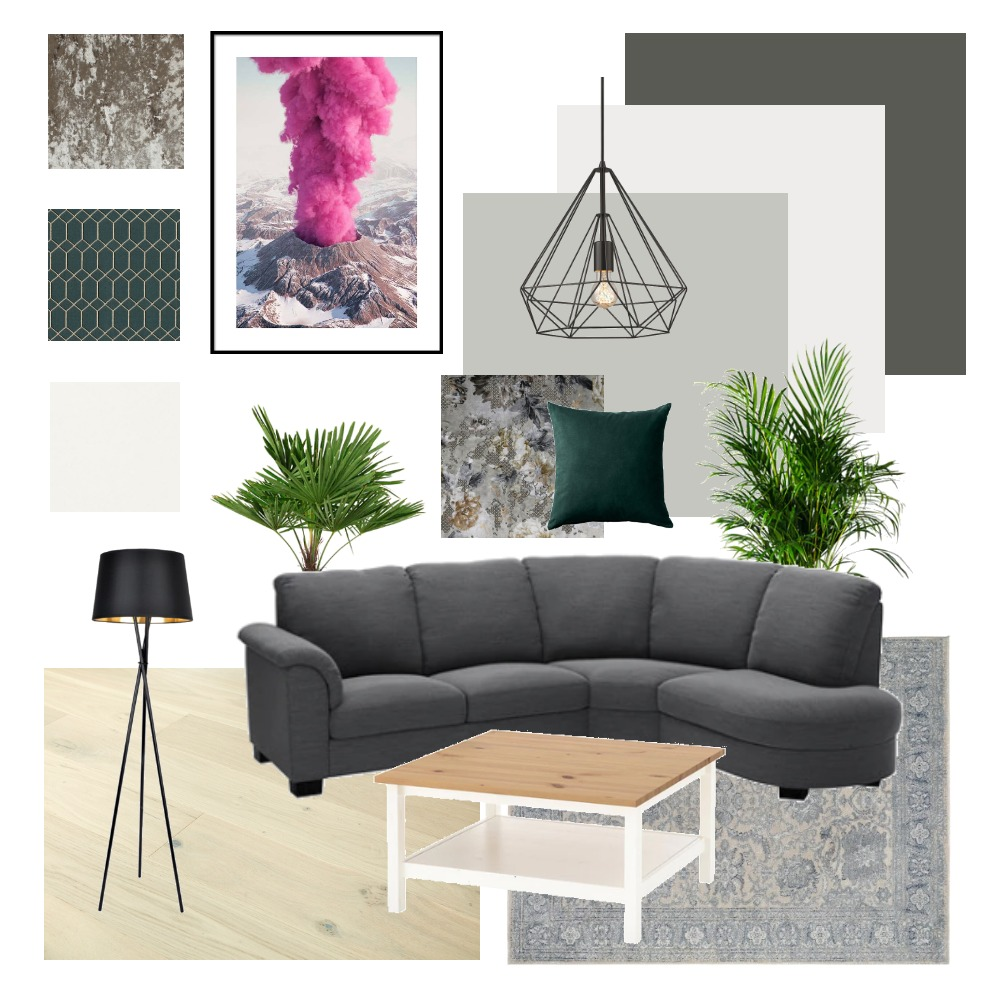Living Room Mood Board by anabokova on Style Sourcebook