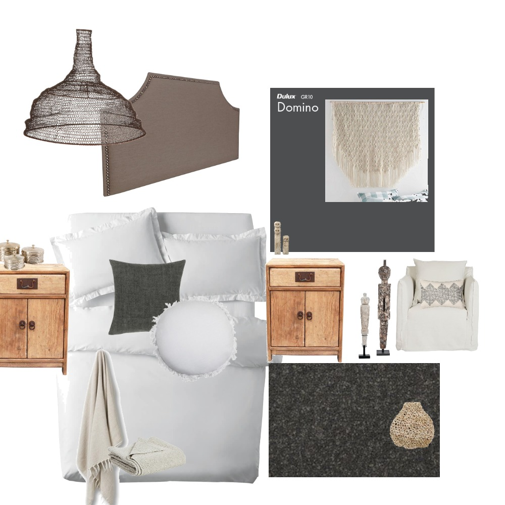 master bedroom Interior Design Mood Board by bella_our5boys on Style Sourcebook