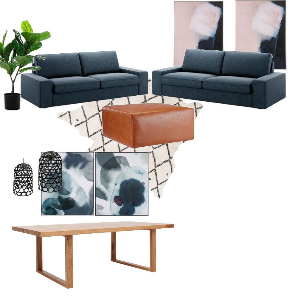 Party Room - Loft Mood Board by smathews on Style Sourcebook