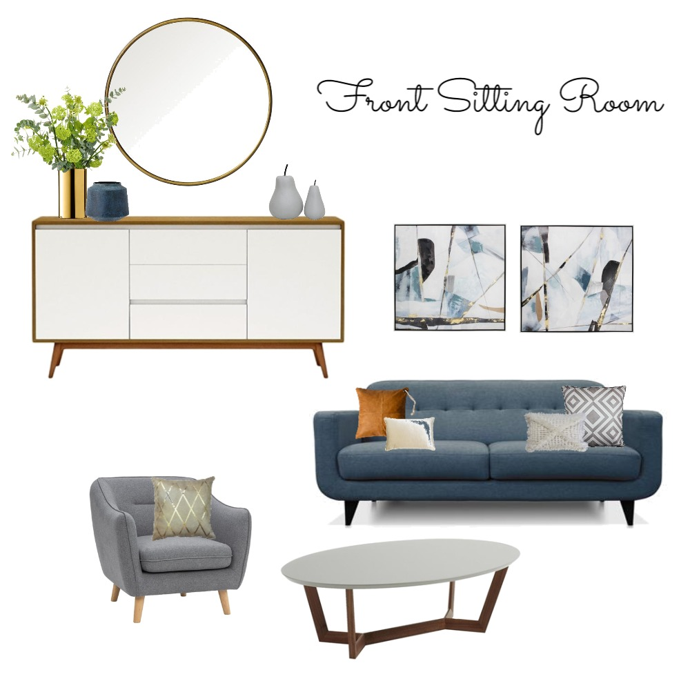 Diaz - Front Sitting Room Mood Board by laurenmarinovic on Style Sourcebook