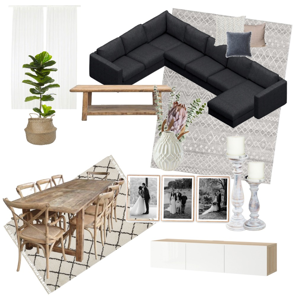 Dining/Lounge Mood Board by amandar on Style Sourcebook