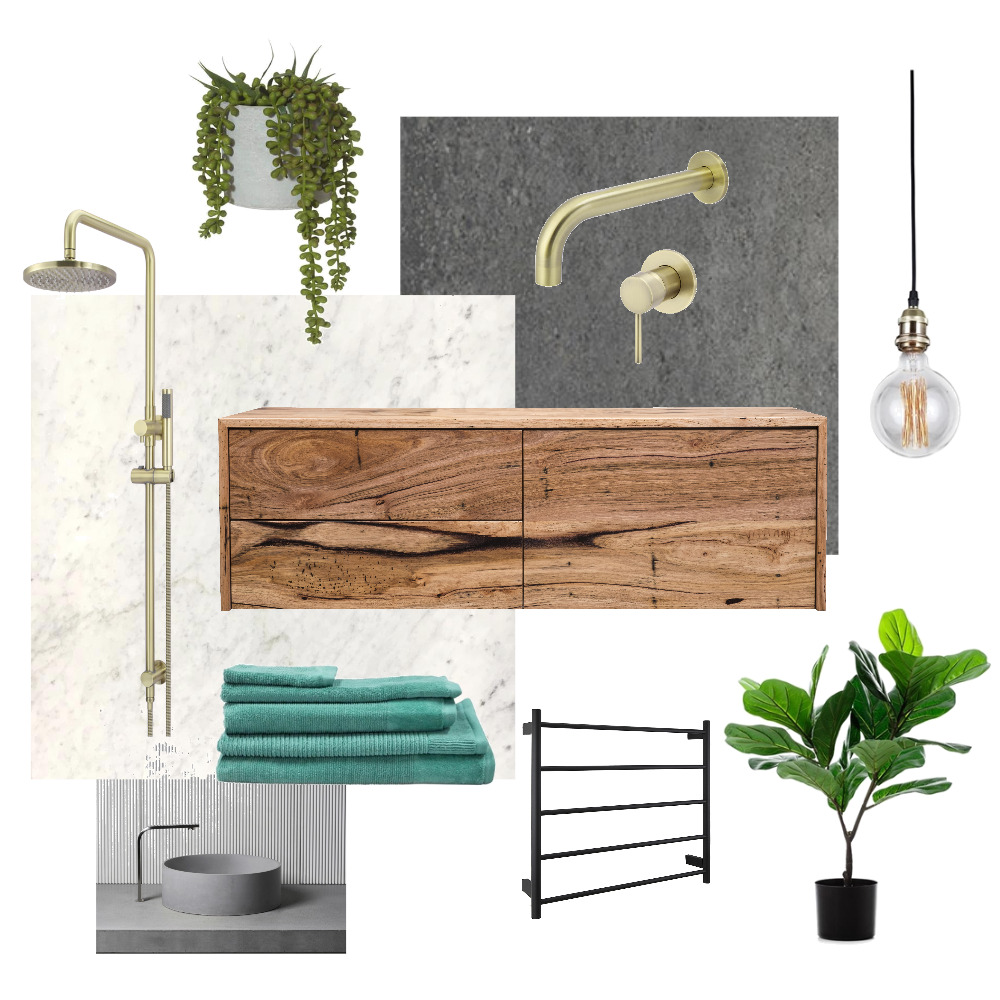 Ensuite Mood Board by Therenovatingmama on Style Sourcebook