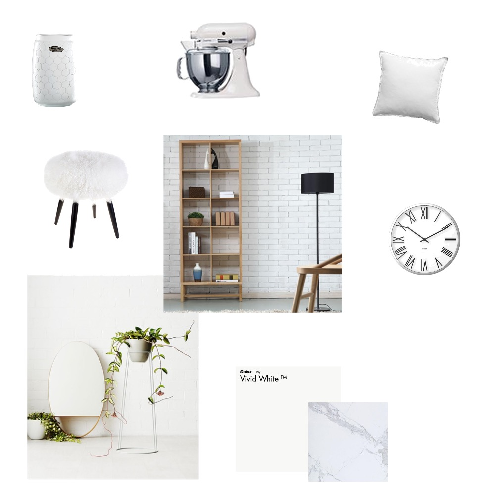 Whites Mood Board by Myla Brandt on Style Sourcebook