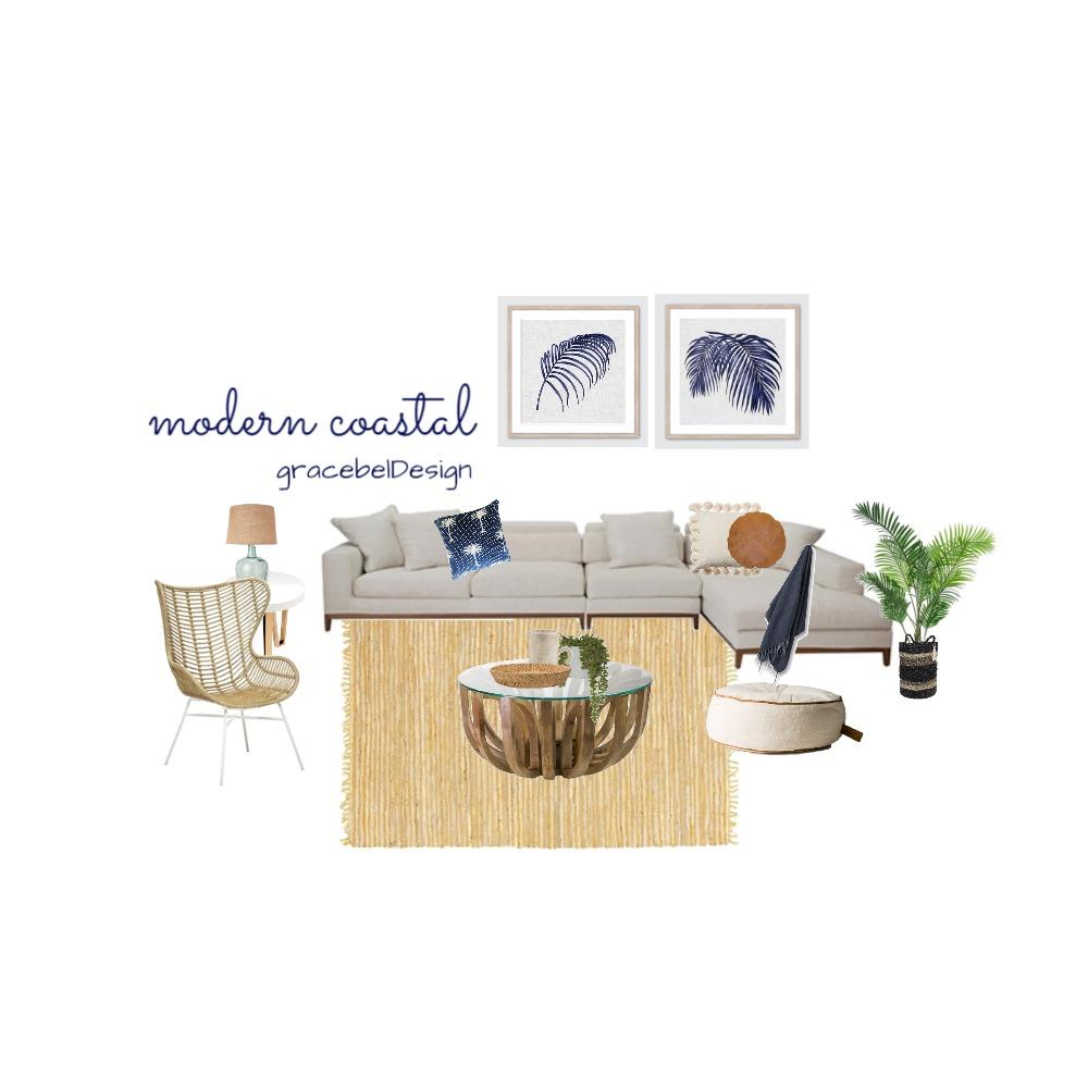 modern coastal - indigo Mood Board by GRACE LANGLEY INTERIORS on Style Sourcebook