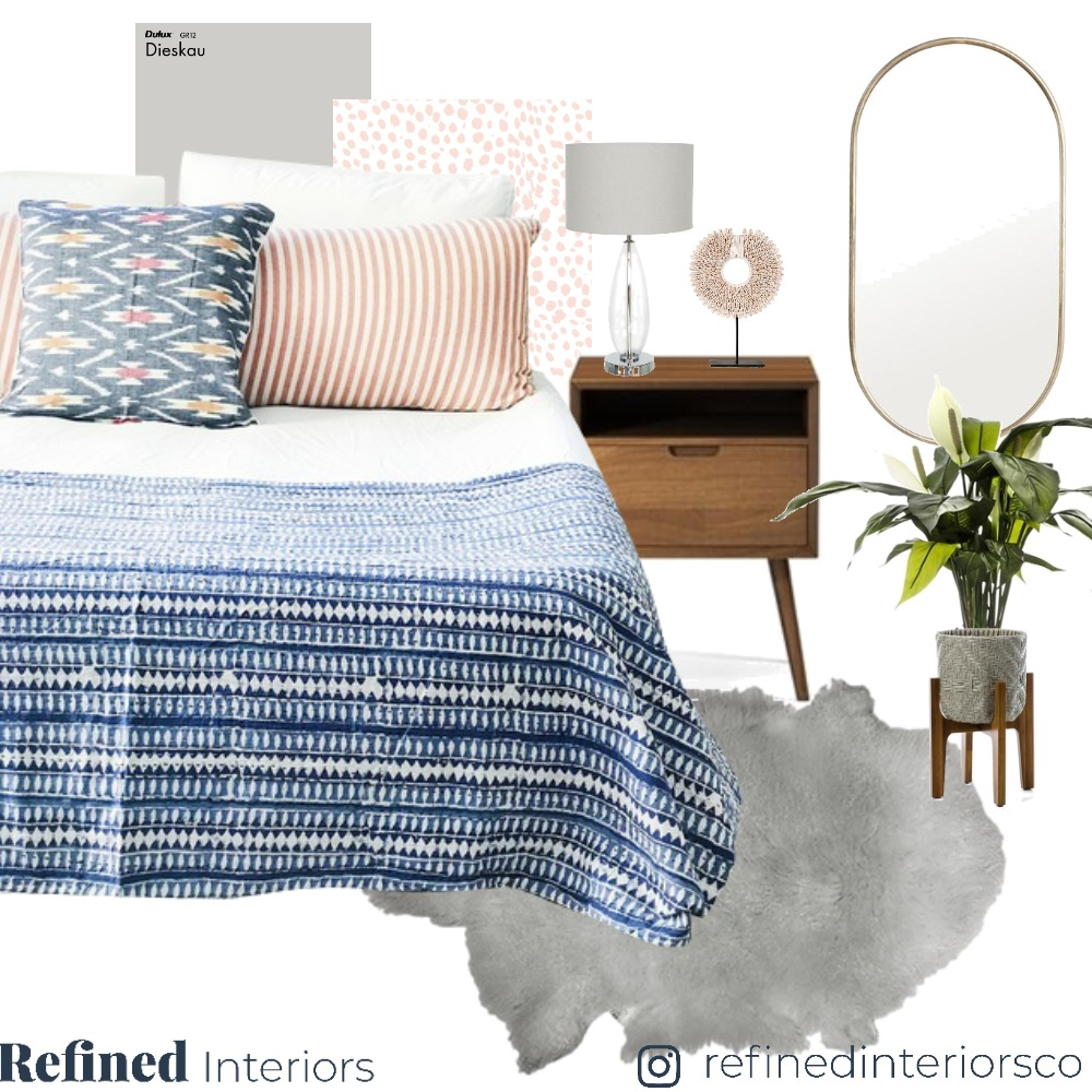 Bedroom 04 Mood Board by RefinedInteriors on Style Sourcebook