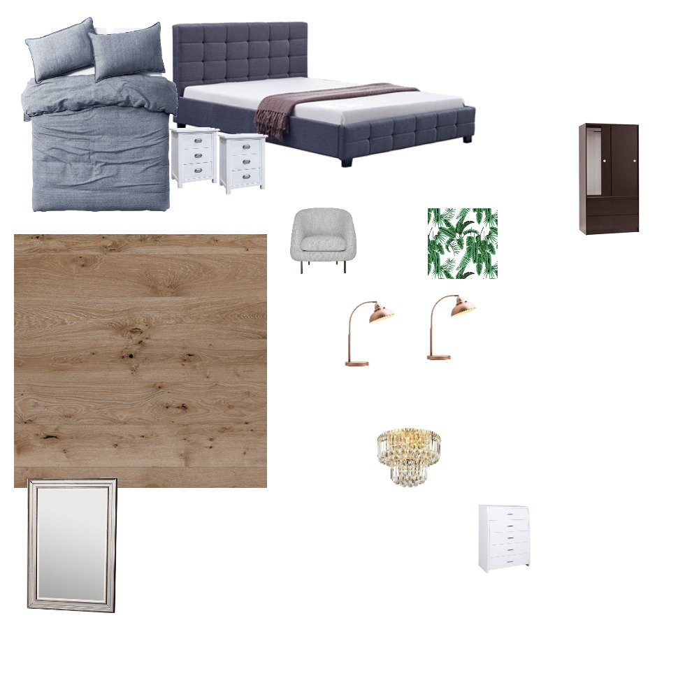 Lovely Bedroom Interior Design Mood Board by CormacMoynihan on Style Sourcebook