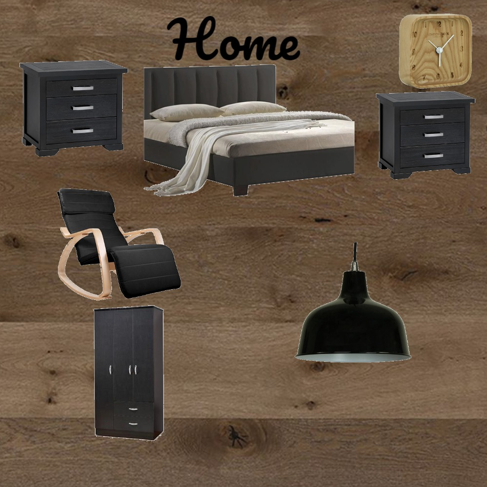 bedroom project Interior Design Mood Board by Elliot on Style Sourcebook
