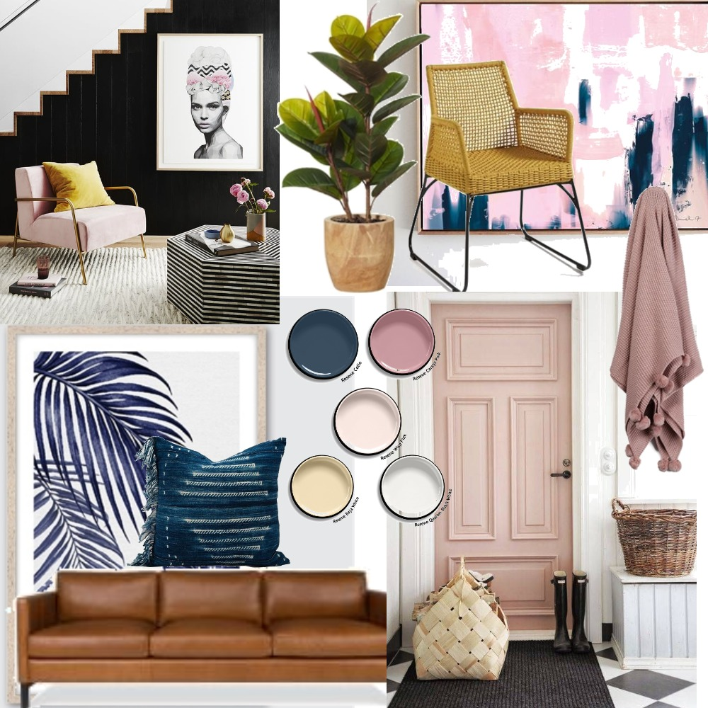 Triadic Moodboard Interior Design Mood Board by Frankie on Style Sourcebook