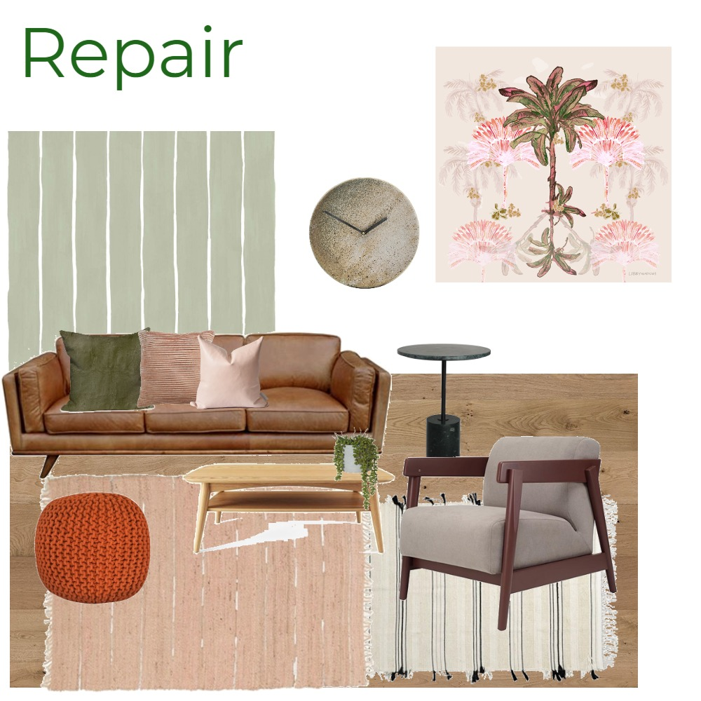 Repair Mood Board Mood Board by Lupton Interior Design on Style Sourcebook