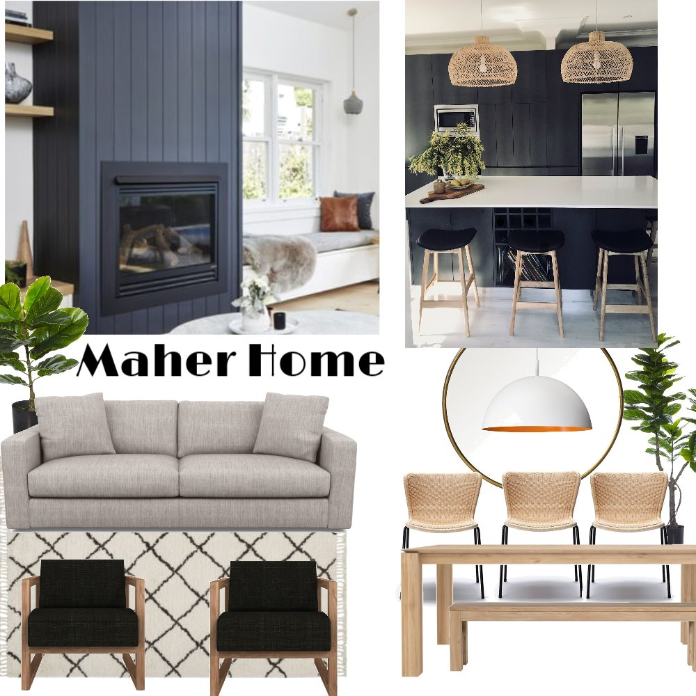 Maher Home Mood Board by juliefisk on Style Sourcebook