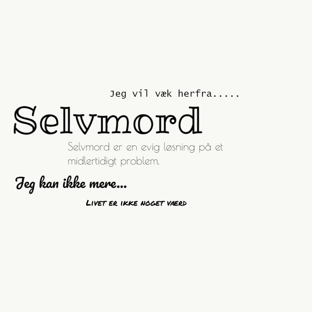 Selvmord billede Mood Board by Allaa on Style Sourcebook