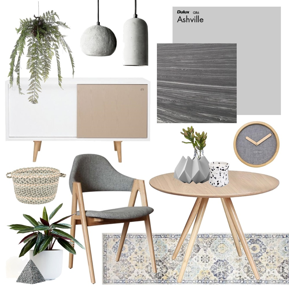 Greys & Ash Mood Board by Thediydecorator on Style Sourcebook