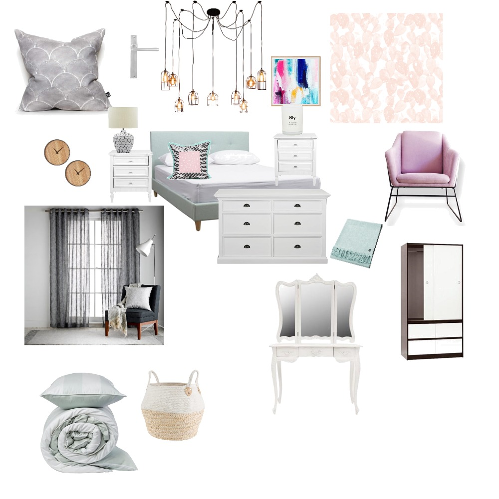 bedroom Mood Board by leah_walsh on Style Sourcebook
