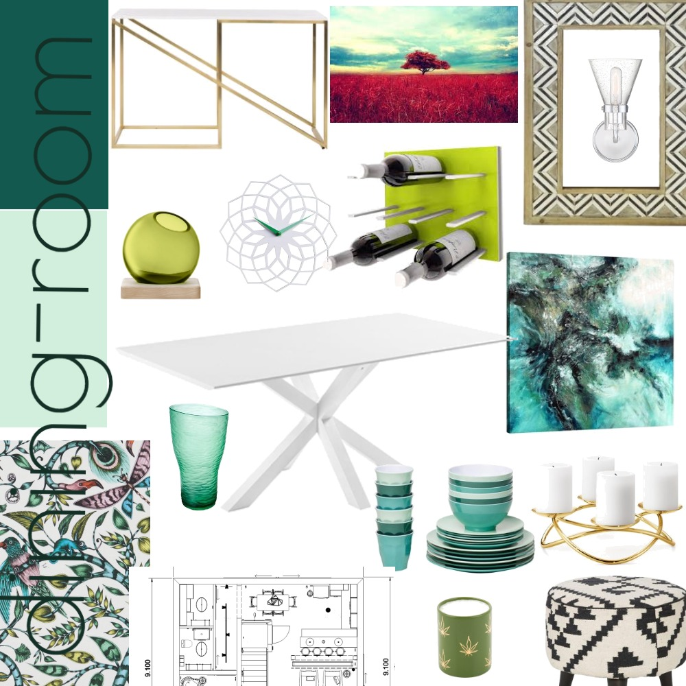 IDMod9 2 Mood Board by ReneeGRousseau on Style Sourcebook