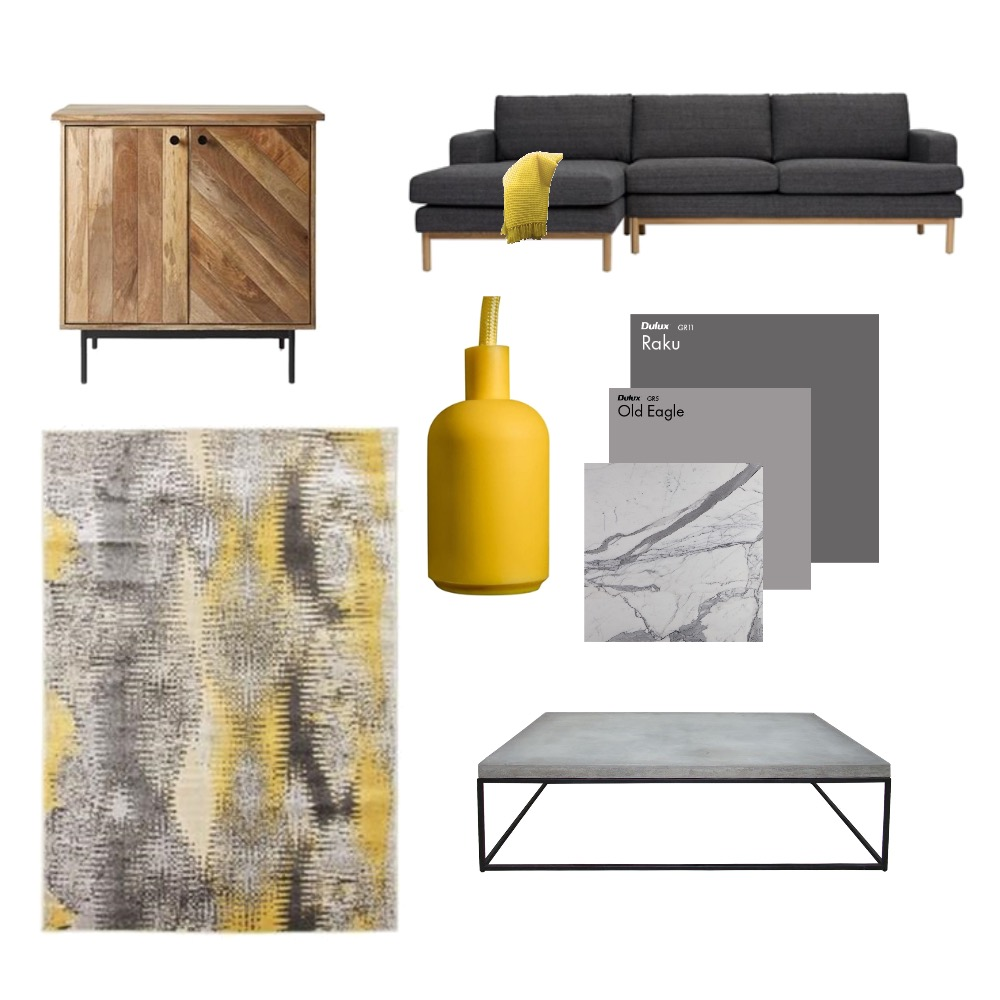 Chic Mood Board by RanaDesign on Style Sourcebook