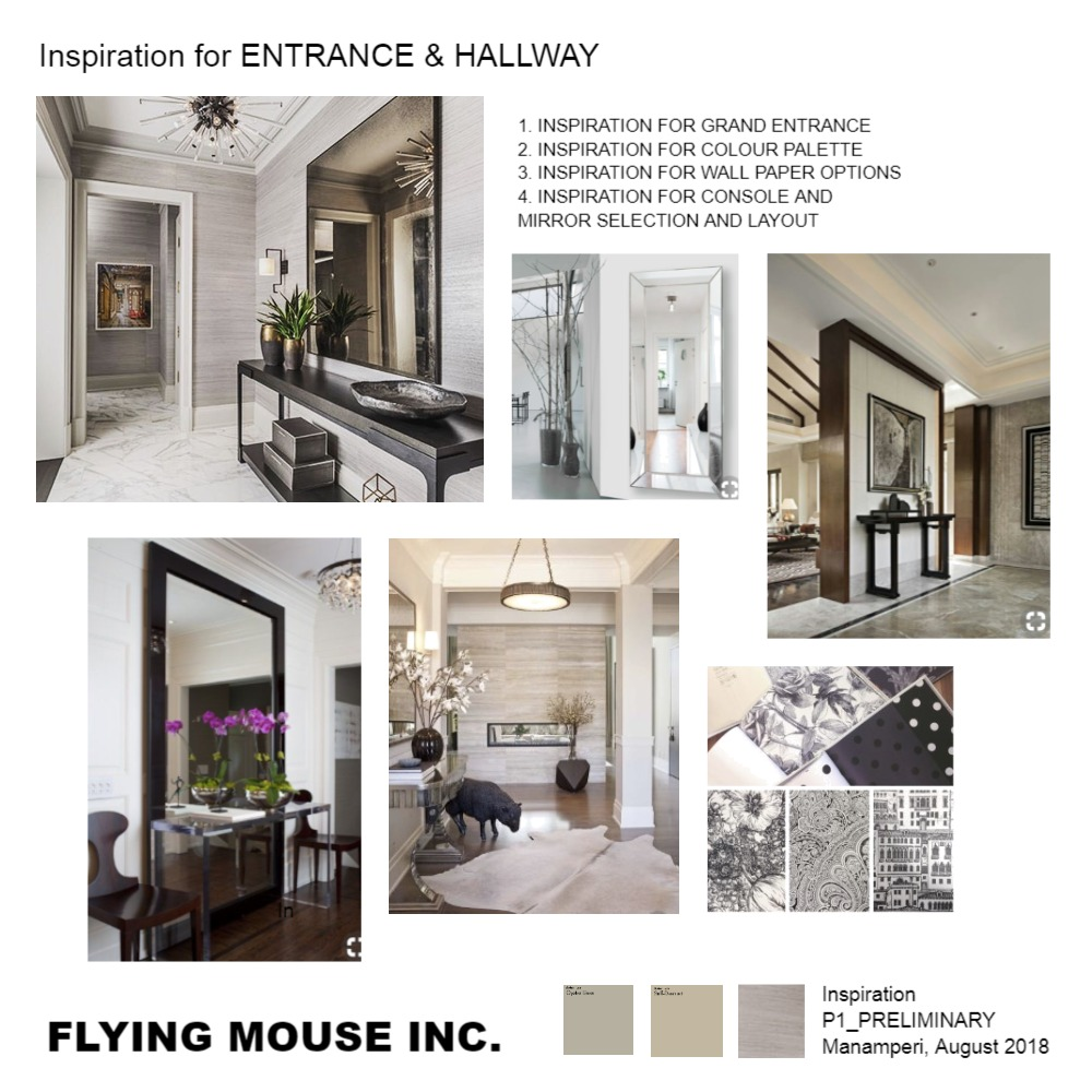 Inspiration for Entrance & Hallway Mood Board by emmi_loulalay on Style Sourcebook