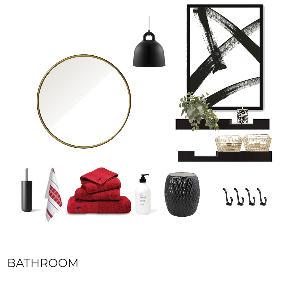 Solomon Bathroom Mood Board by Samantha on Style Sourcebook