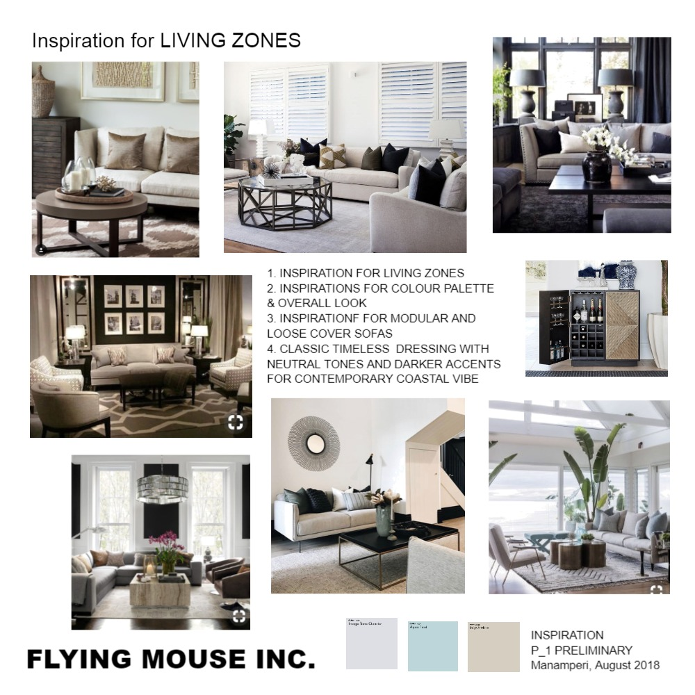 Inspiration for the Living zones Mood Board by emmi_loulalay on Style Sourcebook