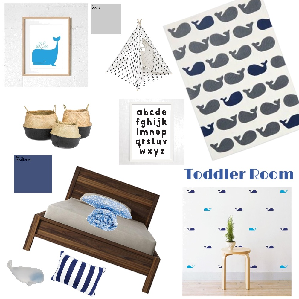 Toddler Room Mood Board by kelstewart on Style Sourcebook