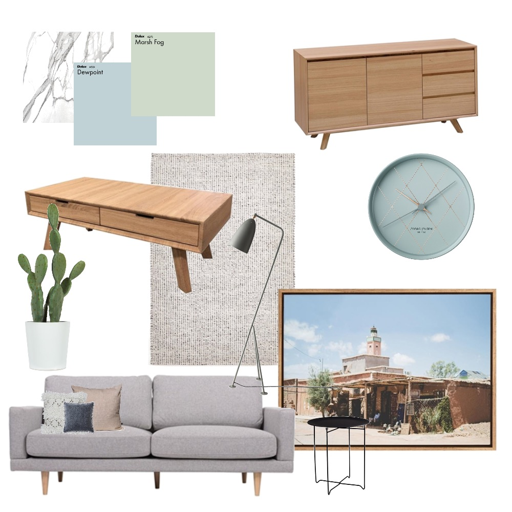 Living Room Mood Board by e_killick on Style Sourcebook