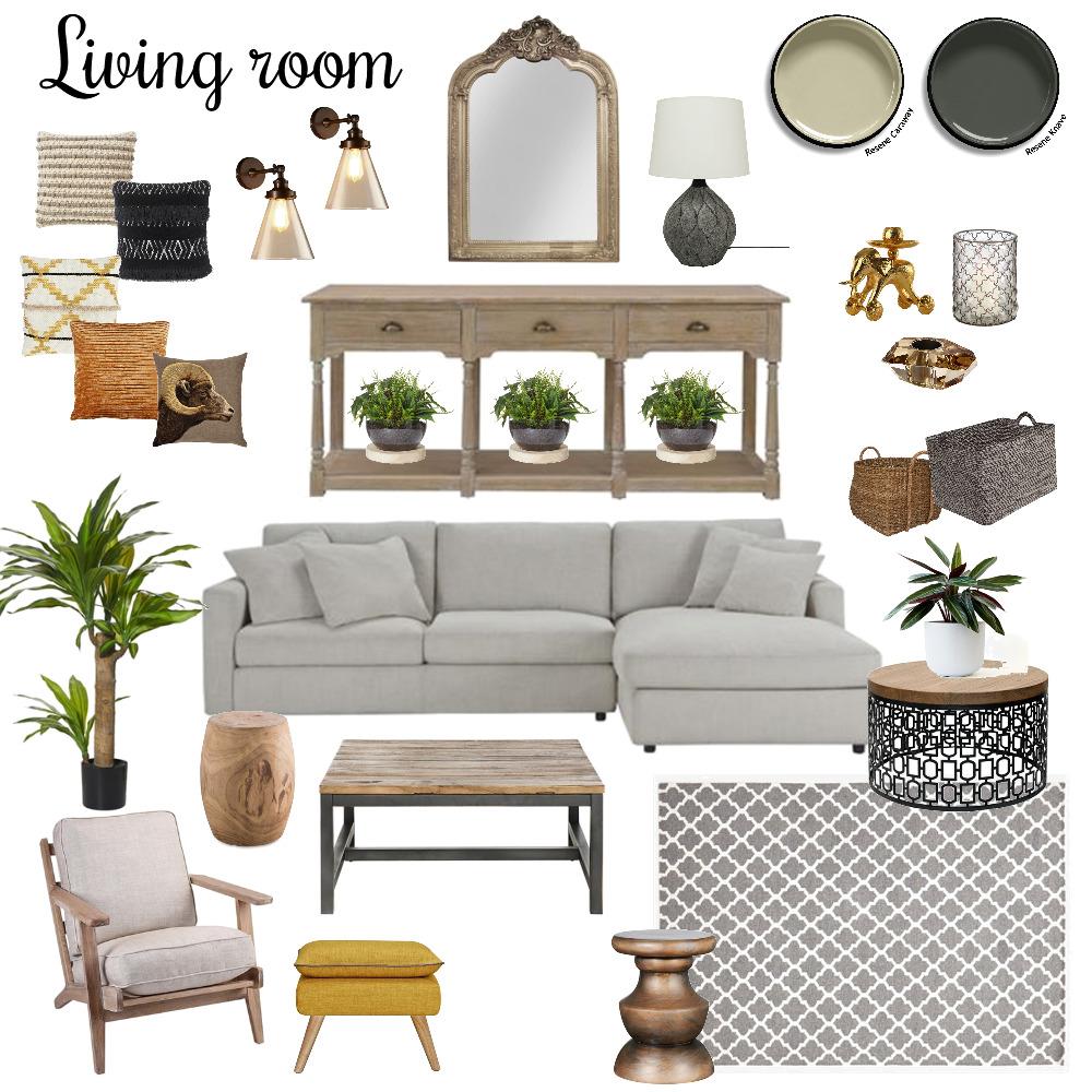 Livingroom Mood Board by Debbie Dirker on Style Sourcebook