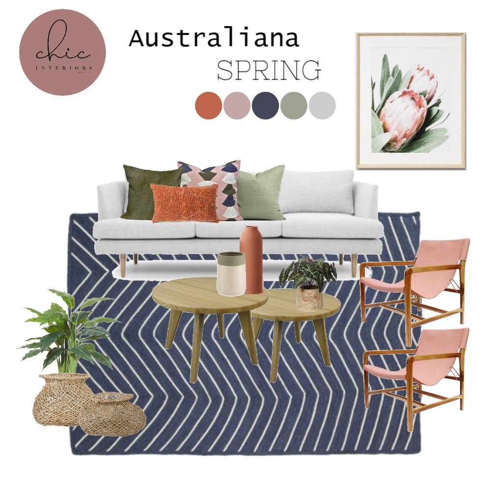 Australiana -SPRING Mood Board by ChicDesigns on Style Sourcebook