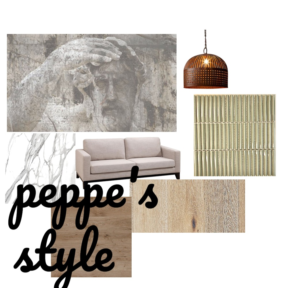 peppe Mood Board by geppobarile on Style Sourcebook