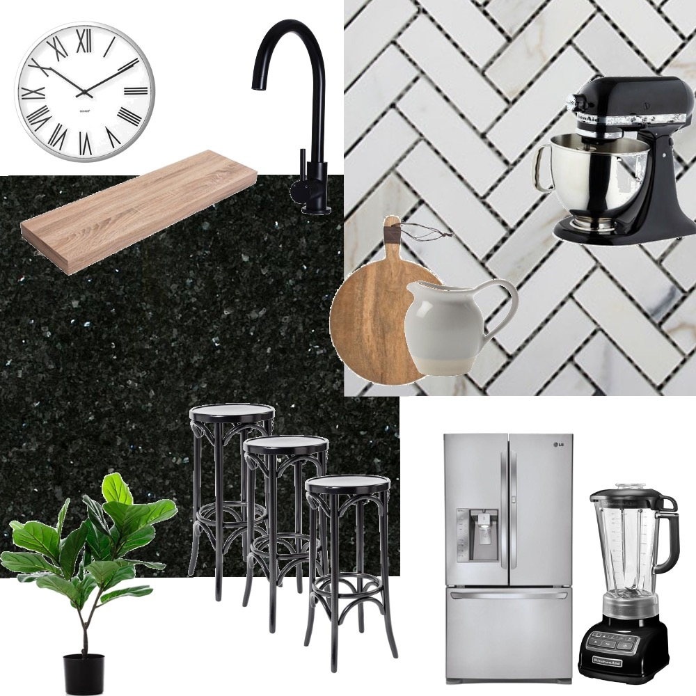 Kitchen Mood Board by CrystalLeigh on Style Sourcebook