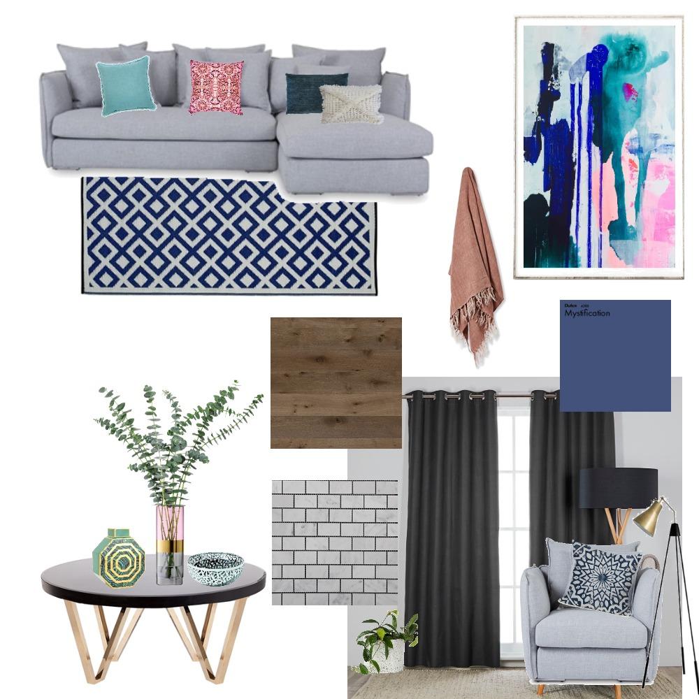 Living Room #1 Mood Board by danakalleske on Style Sourcebook