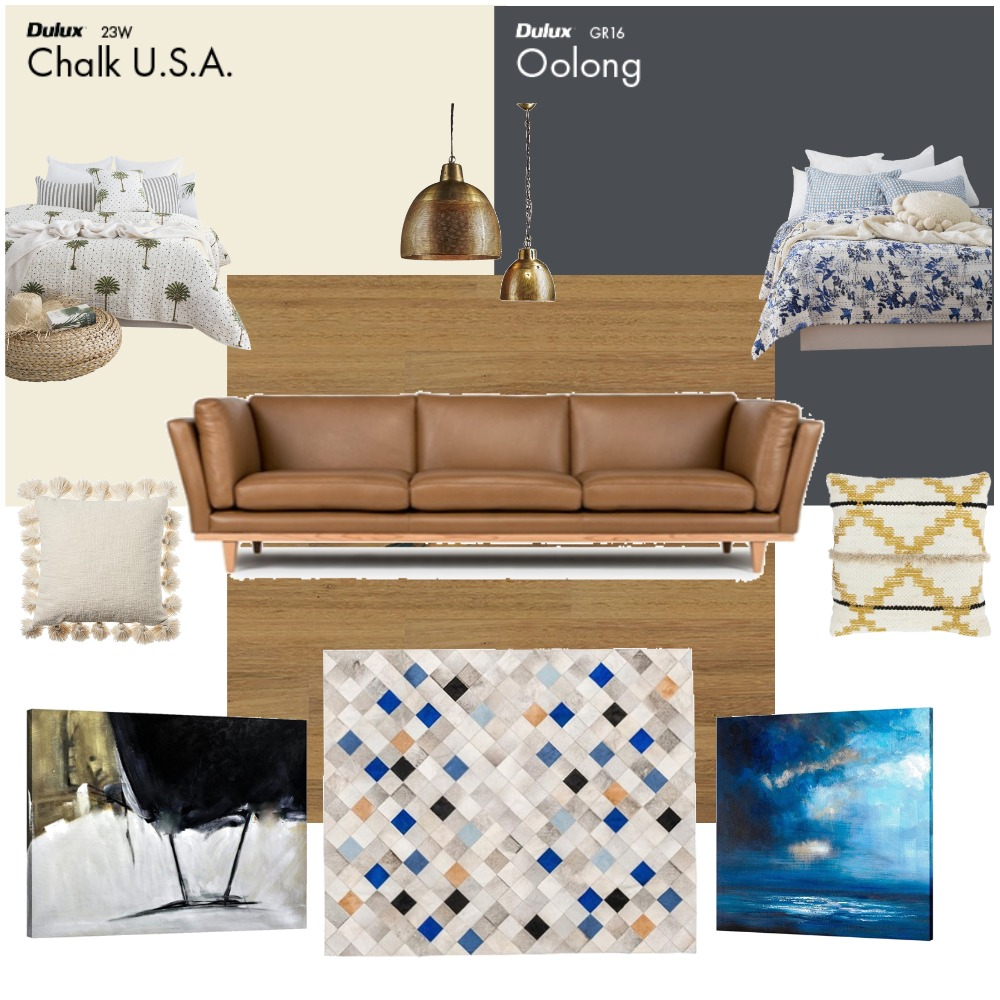 Con + Nicky - Living Room #4 combined Mood Board by Plush Design Interiors on Style Sourcebook