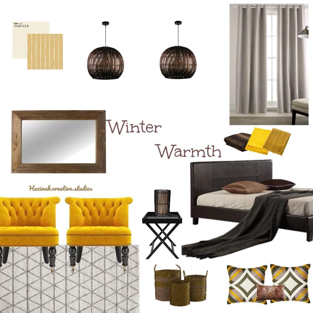Earthy Bedroom Mood Board by Gugz on Style Sourcebook
