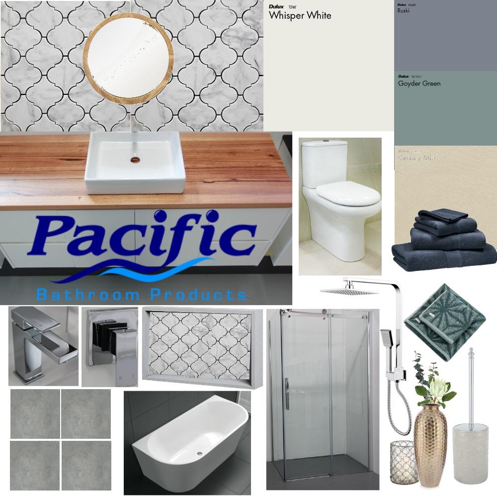 Pacific Bathroom 2 advertising Mood Board by Tamara_interior_designs on Style Sourcebook