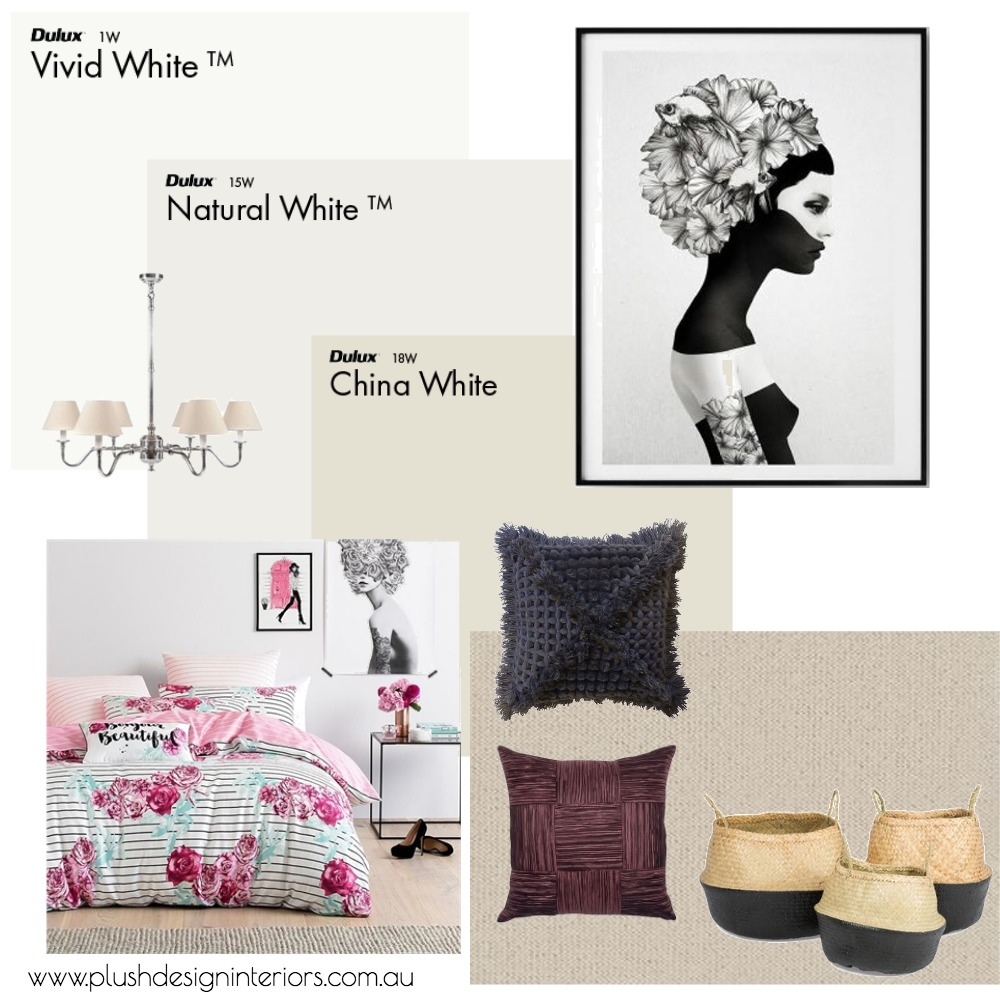 Lorraine Elise's Room Mood Board by Plush Design Interiors on Style Sourcebook