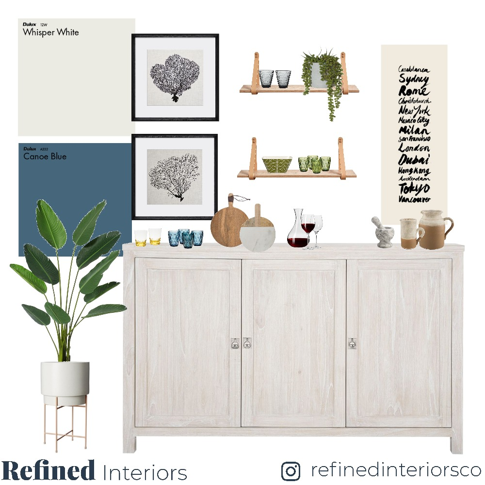 Kitchen 01 Mood Board by RefinedInteriors on Style Sourcebook