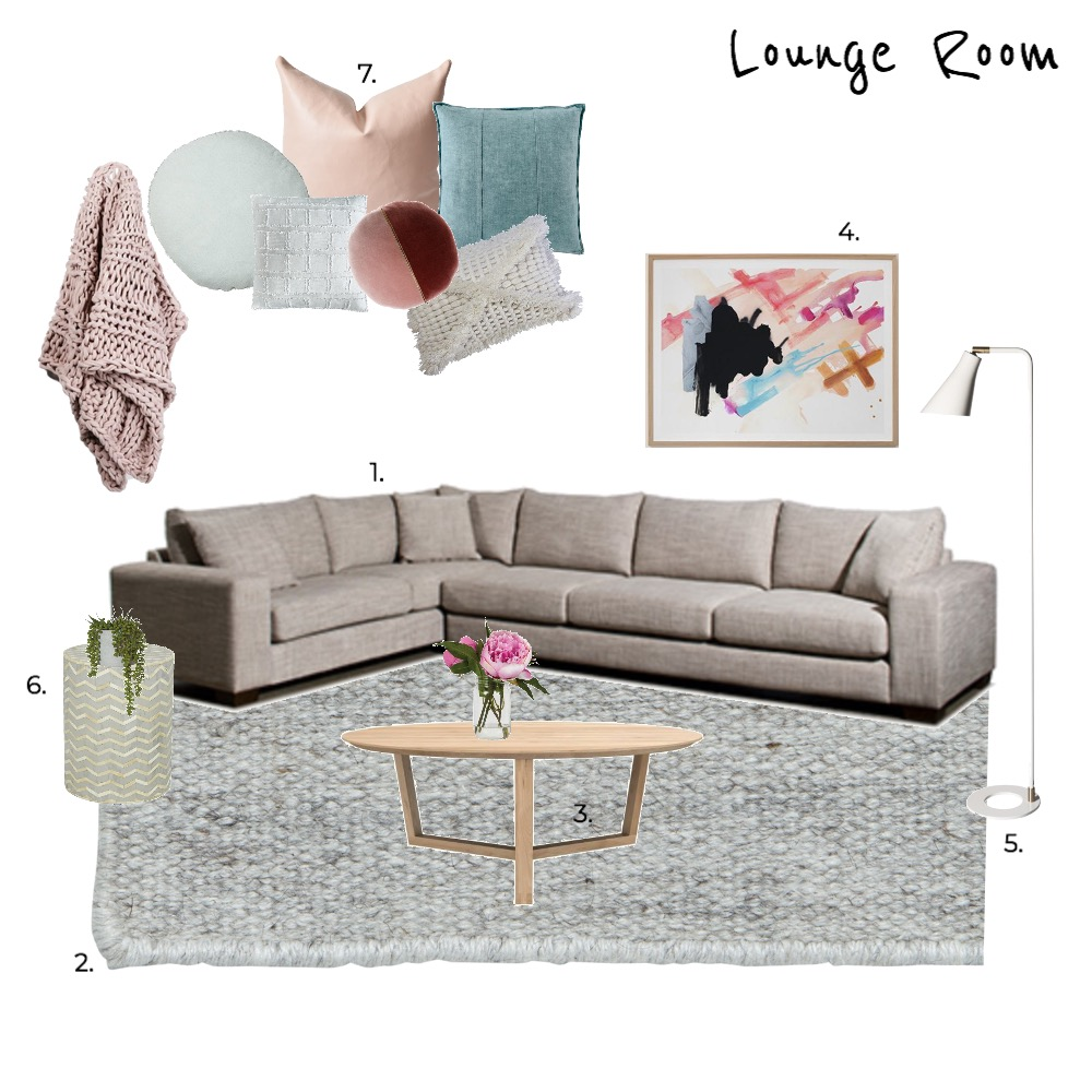 Lounge Room Mood Board by The.Home.Files on Style Sourcebook