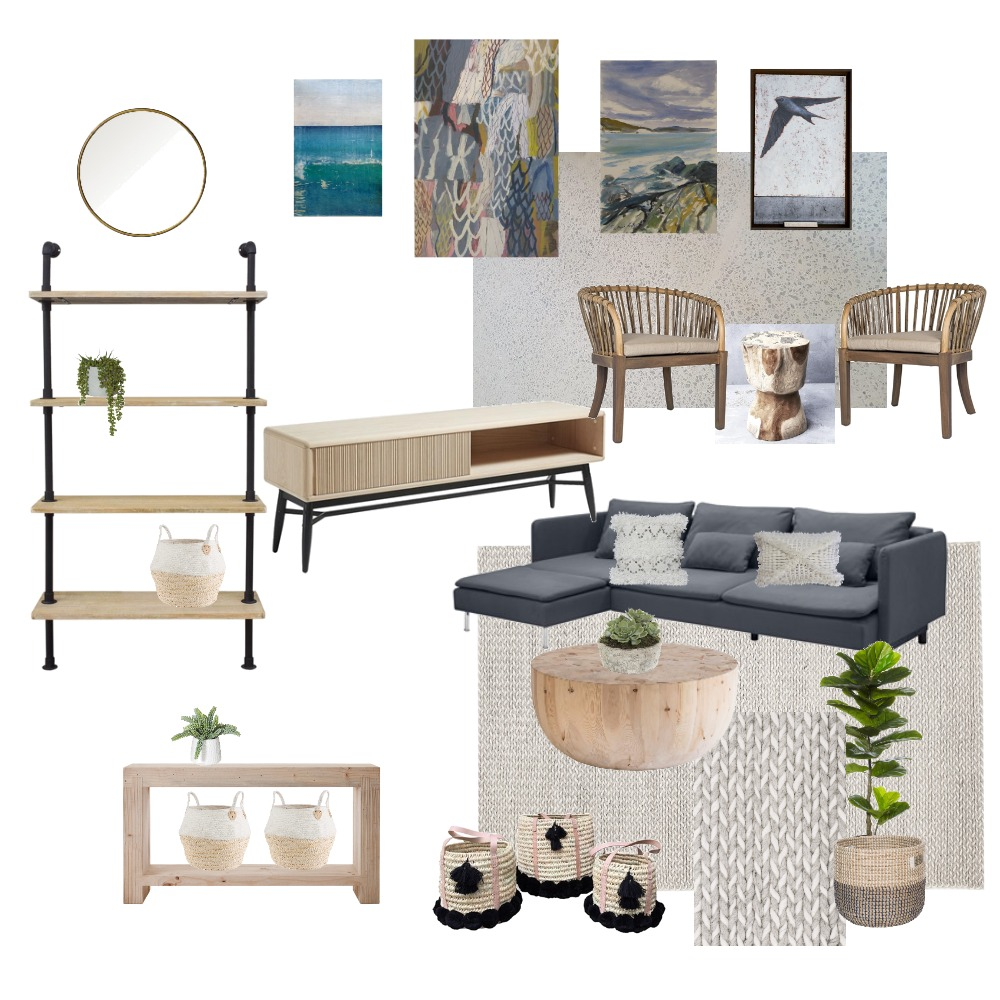 urbancoastal Mood Board by Amyhat on Style Sourcebook
