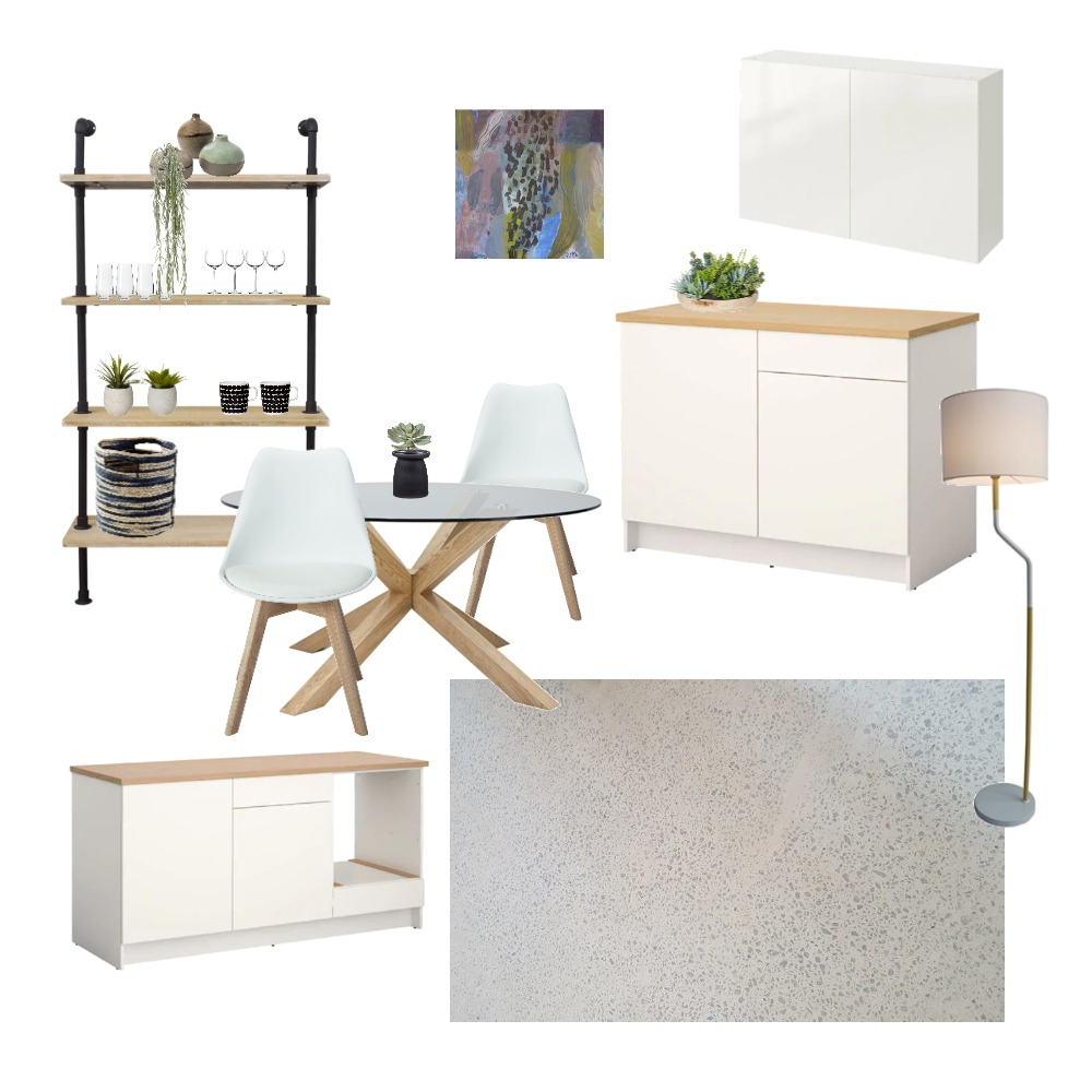 urbacoastal kitchen dining Mood Board by Amyhat on Style Sourcebook