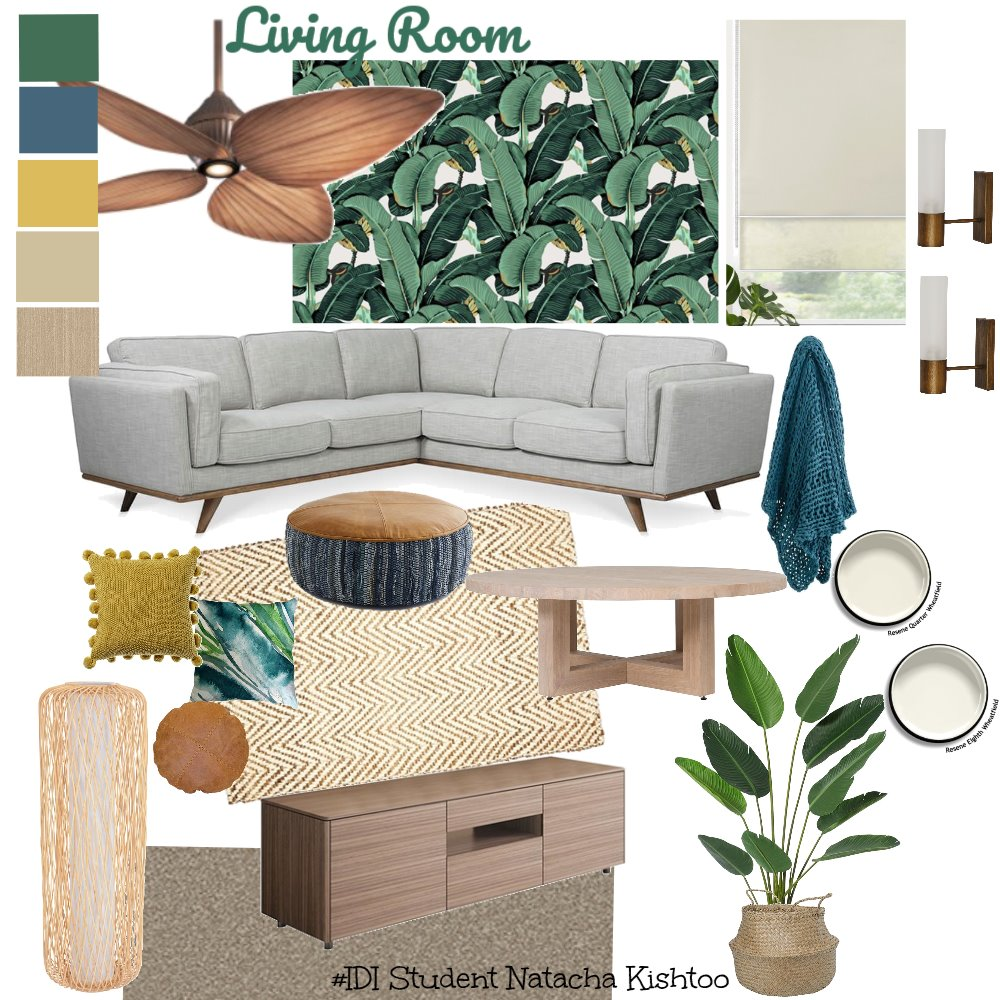Living Room Mood Board by Natacha on Style Sourcebook